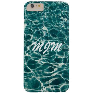 Coque iPhone 6 Plus Barely There Vagues fraîches de piscine