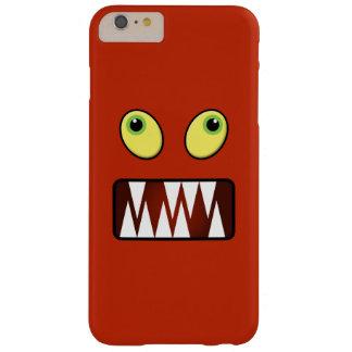 Coque iPhone 6 Plus Barely There Visage drôle de monstre