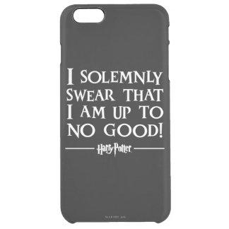 Coque iPhone 6 Plus Charme | de Harry Potter que je jure