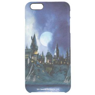 Coque iPhone 6 Plus Château de Harry Potter | Hogwarts la nuit