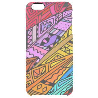 Coque iPhone 6 Plus Conception africaine colorée