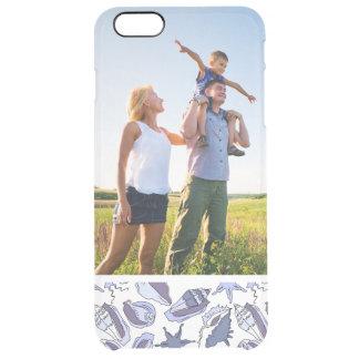 Coque iPhone 6 Plus Coquillages faits sur commande de Lavendar de