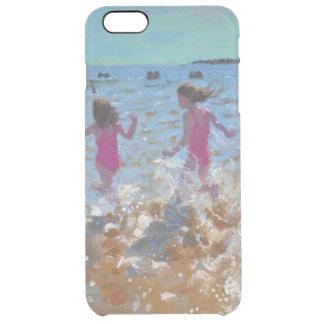 Coque iPhone 6 Plus Éclaboussement en mer Clacton. 2014