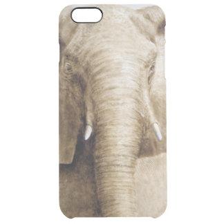 Coque iPhone 6 Plus Éléphant 2004