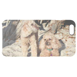 Coque iPhone 6 Plus Épuisement - caniches - Romeo Remy