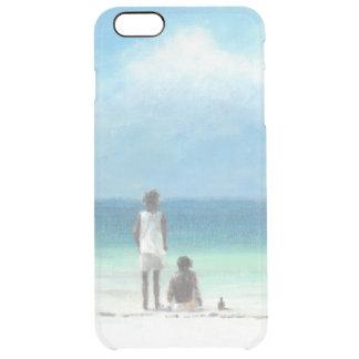 Coque iPhone 6 Plus Garçons sur la plage Kenya