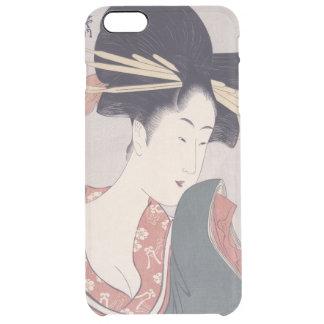 Coque iPhone 6 Plus Geisha japonais