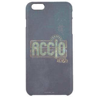 Coque iPhone 6 Plus Graphique de charme d'Accio d'art déco de jade