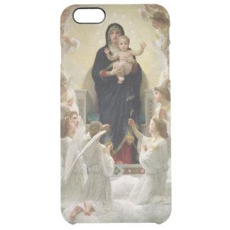 Coque iPhone 6 Plus La Vierge avec Angels, 1900