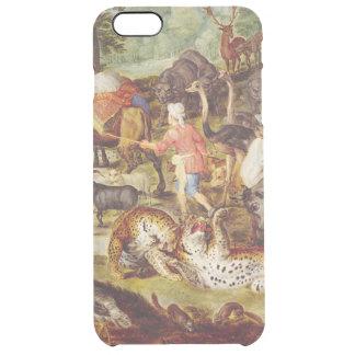Coque iPhone 6 Plus L'arche de Noé, petit groupe du côté droit