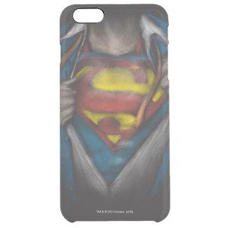 Coque iPhone 6 Plus Le coffre de Superman | indiquent le croquis