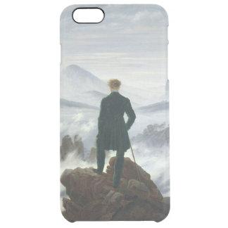 Coque iPhone 6 Plus Le vagabond au-dessus de la mer du brouillard,