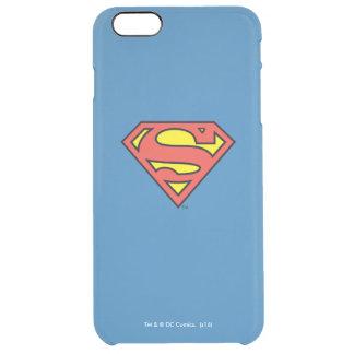 Coque iPhone 6 Plus Logo du S-Bouclier | Superman de Superman