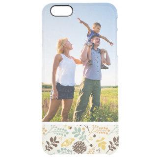 Coque iPhone 6 Plus Motif de papillon floral de photo faite sur