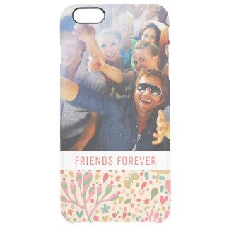 Coque iPhone 6 Plus Motif floral lumineux fait sur commande de photo