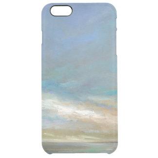 Coque iPhone 6 Plus Nuages côtiers avec l'océan