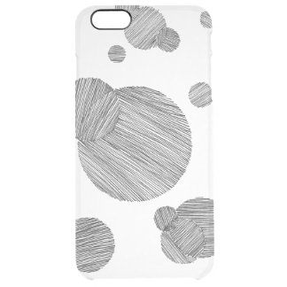 Coque iPhone 6 Plus Rayures de cercle