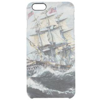 Coque iPhone 6 Plus Têtes de constitution d'USS pour S.M. frégate