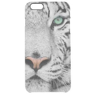 Coque iPhone 6 Plus Tigre blanc
