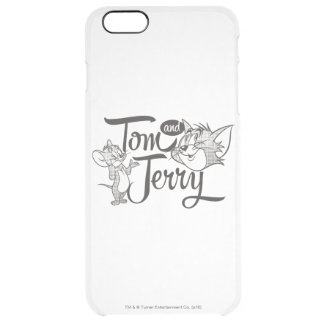 Coque iPhone 6 Plus Tom et Jerry | Tom et Jerry semblant doux