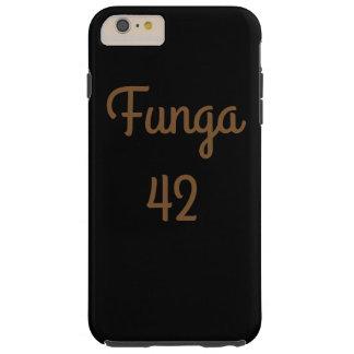 Coque iPhone 6 Plus Tough Cas de téléphone de Funga 42