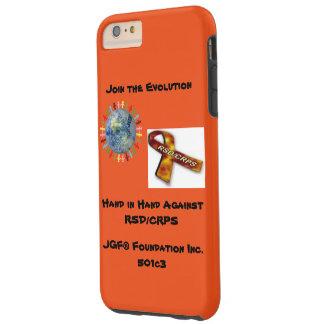 """Coque iPhone 6 Plus Tough Joignez le cas d'IPhone 6 """"d'édition limitée"""""""