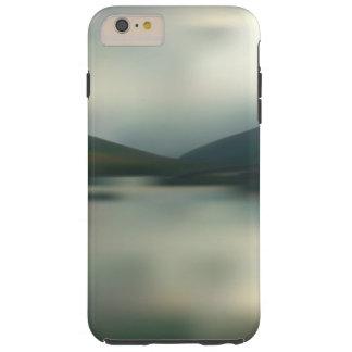Coque iPhone 6 Plus Tough Lac dans les montagnes