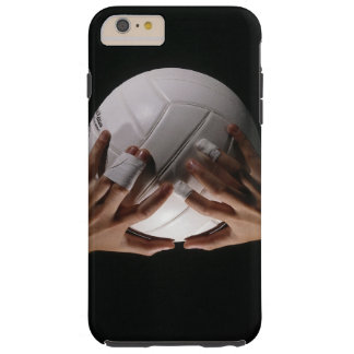 Coque iPhone 6 Plus Tough Mains de volleyball