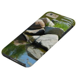 Coque iPhone 6 Plus Tough Réflexion de roches