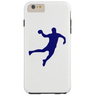 Coque iPhone 6 Plus Tough Silhouette de handball
