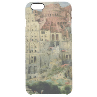 Coque iPhone 6 Plus Tour de Babel
