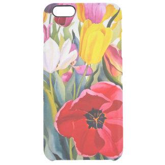 Coque iPhone 6 Plus Tulipes 2007
