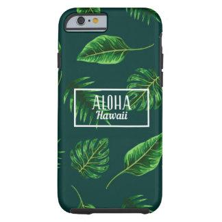 Coque iPhone 6 Tough Aloha point de droit hawaïen pour Iphone