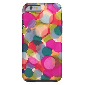 Coque iPhone 6 Tough Cas de téléphone d'art de Carolyn Joe