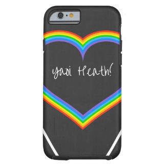 Coque iPhone 6 Tough Cas de téléphone de bruyère de Yaoi