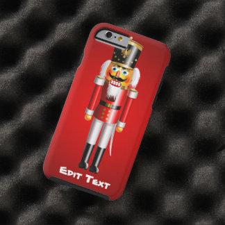 Coque iPhone 6 Tough Casse-noix de Noël