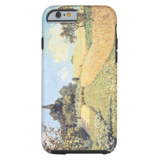 Coque iPhone 6 Tough Champ de blé d'Alfred Sisley |