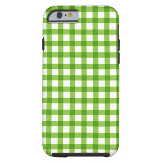 Coque iPhone 6 Tough iPhone 6 Pattern Green