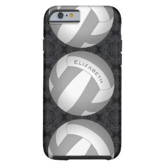 Coque iPhone 6 Tough le volleyball des femmes toute couleur