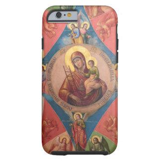 Coque iPhone 6 Tough Mary, Jésus, et anges