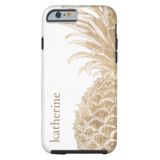Coque iPhone 6 Tough Or Pinneapple tropical