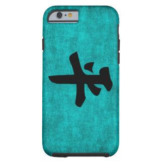 Coque iPhone 6 Tough Peinture de caractère chinois pour la paix dans le