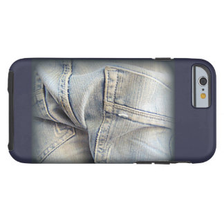 COQUE iPhone 6 TOUGH PHONE COULEUR BLEU ... !