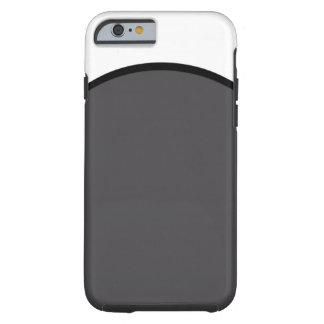 Coque iPhone 6 Tough Point gris-foncé