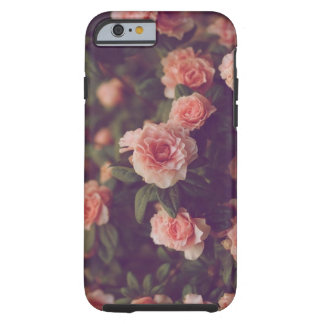 Coque iPhone 6 Tough Roses IPhone 6/6s le cas