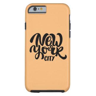 Coque iPhone 6 Tough Style de New York City