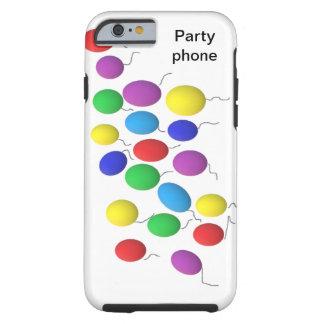 Coque iPhone 6 Tough Téléphone de partie