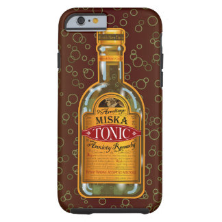 Coque iPhone 6 Tough Tonique d'Armitage Miska - remède de Lovecraftian