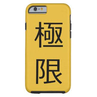 Coque iPhone 6 Tough XCD ! EXTRÉMITÉ de Sasagawa Ryohei