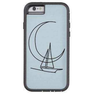 Coque iPhone 6 Tough Xtreme à la lune